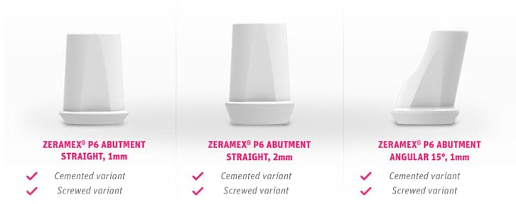 zeramex_implant_system_p6_prosthetics_abutments